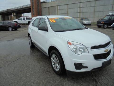 2015 Chevrolet Equinox for sale in Olathe, KS