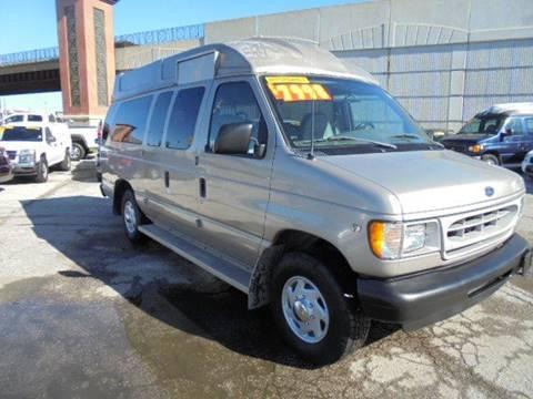 2002 Ford E-Series Cargo for sale in Olathe, KS