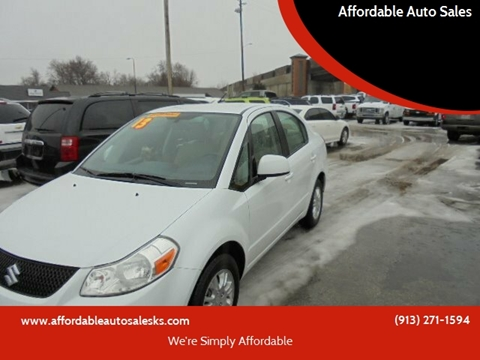 2013 Suzuki SX4 for sale in Olathe, KS