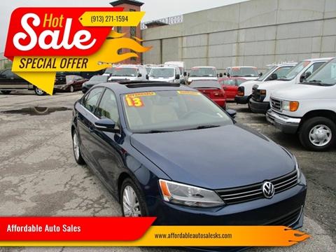 2013 Volkswagen Jetta for sale in Olathe, KS