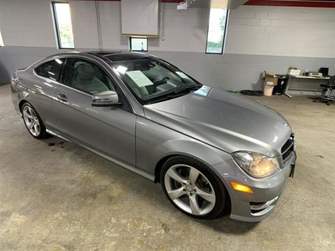 2014 Mercedes-Benz C-Class for sale in Stratford, CT