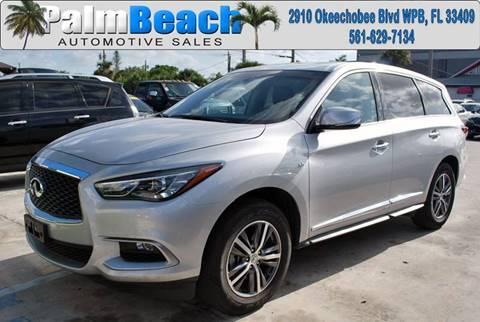 2016 Infiniti QX60 for sale in West Palm Beach, FL