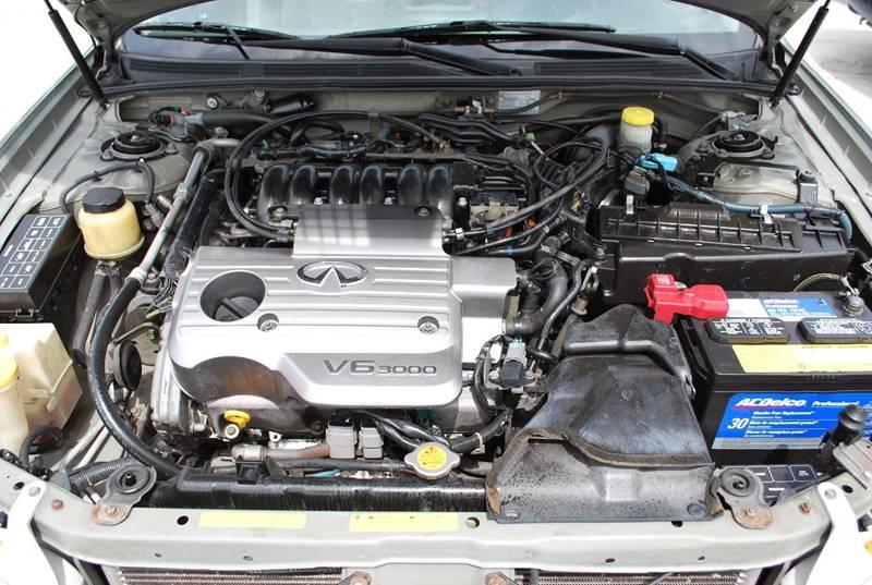 2000 Infiniti I30 for sale at Palm Beach Automotive Sales in West Palm Beach FL