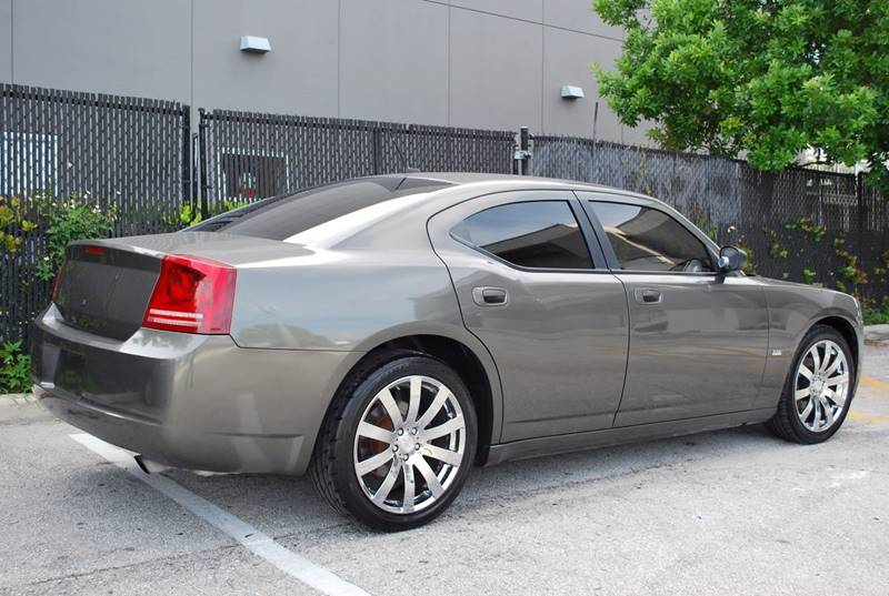 2008 Dodge Charger for sale at Palm Beach Automotive Sales in West Palm Beach FL