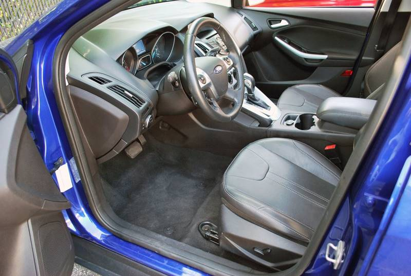 2014 Ford Focus for sale at Palm Beach Automotive Sales in West Palm Beach FL