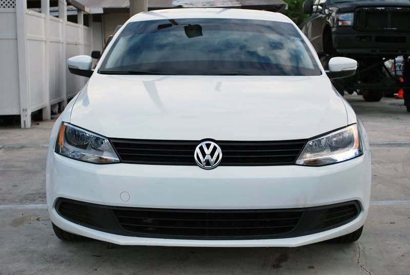 2014 Volkswagen Jetta for sale at Palm Beach Automotive Sales in West Palm Beach FL