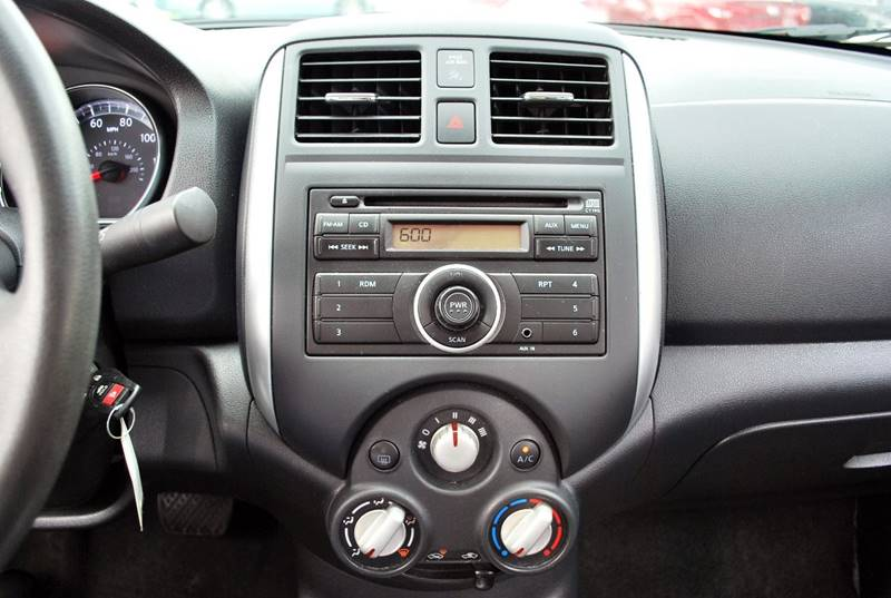 2014 Nissan Versa for sale at Palm Beach Automotive Sales in West Palm Beach FL