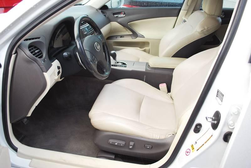 2009 Lexus IS 250 for sale at Palm Beach Automotive Sales in West Palm Beach FL