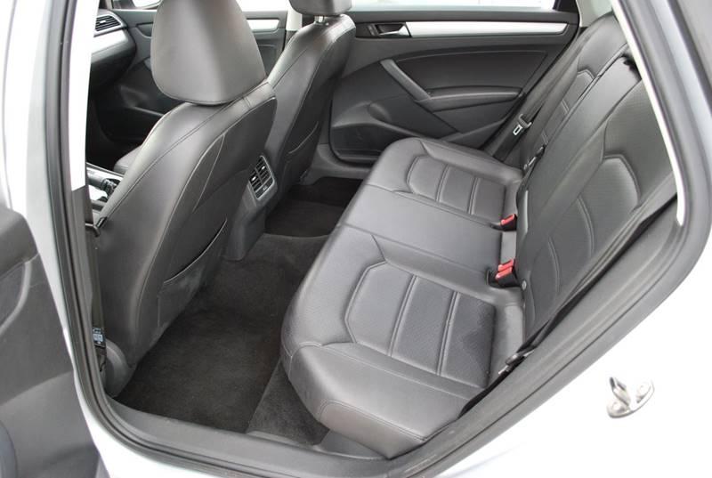 2013 Volkswagen Passat for sale at Palm Beach Automotive Sales in West Palm Beach FL