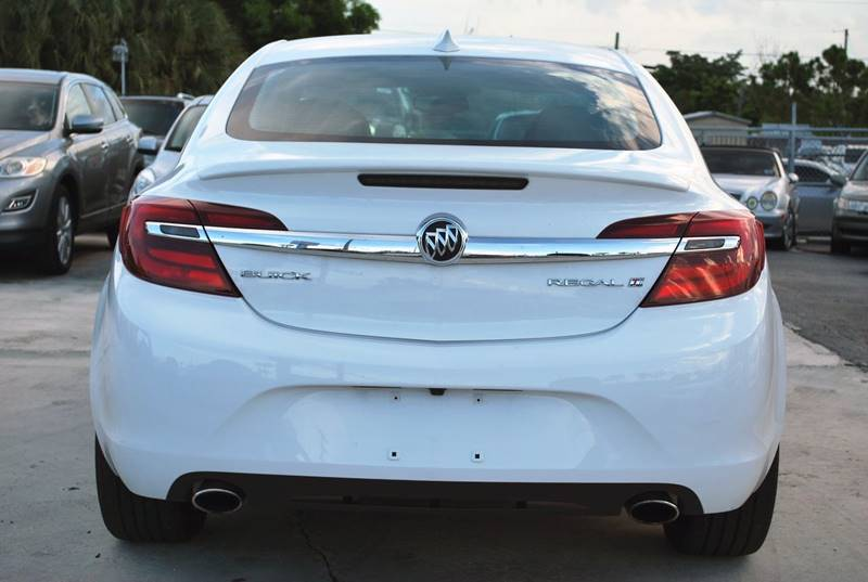 2017 Buick Regal for sale at Palm Beach Automotive Sales in West Palm Beach FL