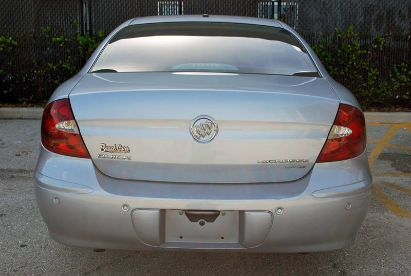 2005 Buick LaCrosse for sale at Palm Beach Automotive Sales in West Palm Beach FL
