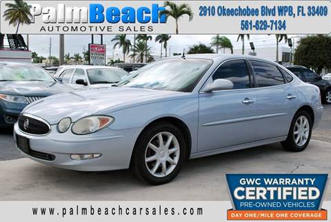 2005 Buick LaCrosse for sale in West Palm Beach, FL