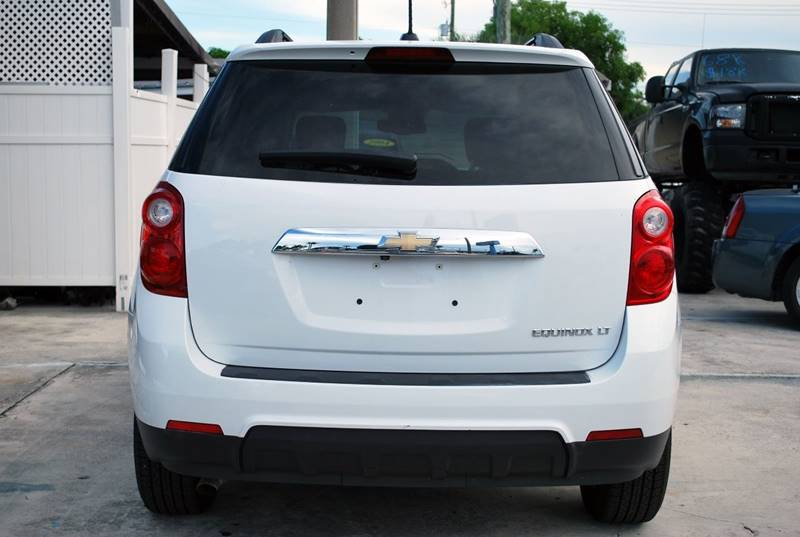 2015 Chevrolet Equinox for sale at Palm Beach Automotive Sales in West Palm Beach FL