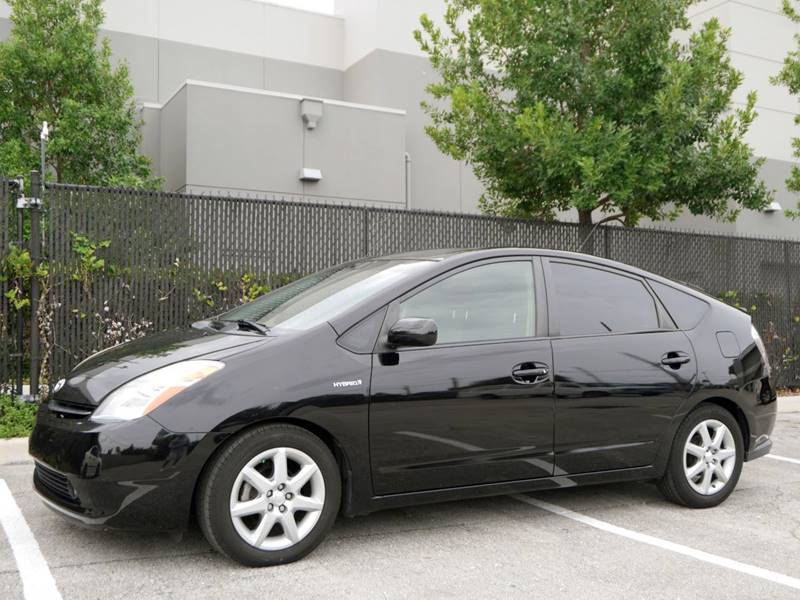 2007 Toyota Prius for sale at Palm Beach Automotive Sales in West Palm Beach FL