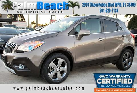 2014 Buick Encore for sale in West Palm Beach, FL