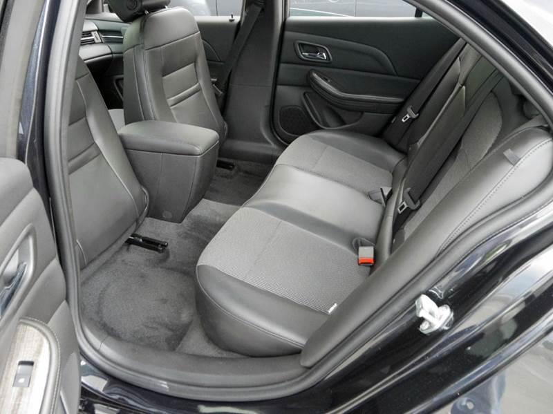 2015 Chevrolet Malibu for sale at Palm Beach Automotive Sales in West Palm Beach FL