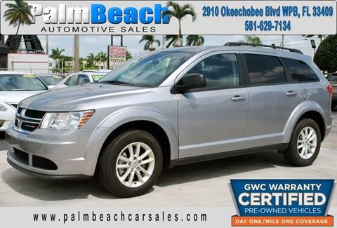 2018 Dodge Journey for sale in West Palm Beach, FL