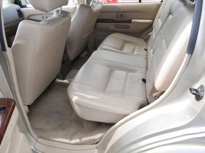 1999 Nissan Pathfinder for sale at Palm Beach Automotive Sales in West Palm Beach FL