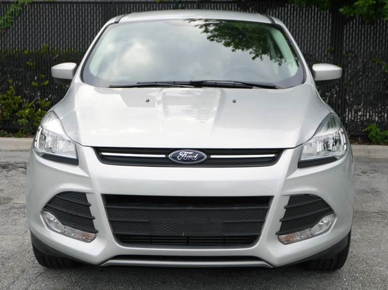 2015 Ford Escape for sale at Palm Beach Automotive Sales in West Palm Beach FL