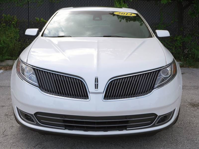2014 Lincoln MKS for sale at Palm Beach Automotive Sales in West Palm Beach FL