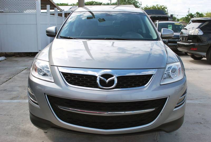 2010 Mazda CX-9 for sale at Palm Beach Automotive Sales in West Palm Beach FL