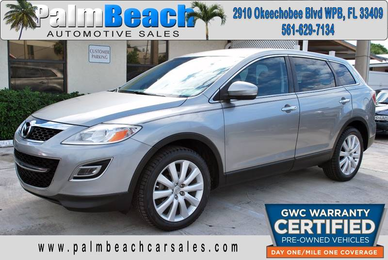 2010 Mazda CX 9 For Sale At Palm Beach Automotive Sales In West Palm Beach