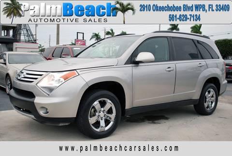 2007 Suzuki XL7 for sale at Palm Beach Automotive Sales in West Palm Beach FL
