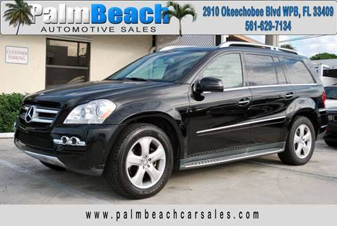 2011 Mercedes-Benz GL-Class for sale at Palm Beach Automotive Sales in West Palm Beach FL