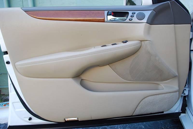 2005 Lexus ES 330 for sale at Palm Beach Automotive Sales in West Palm Beach FL