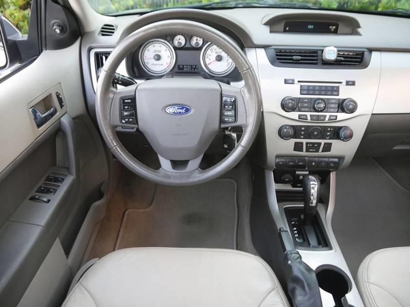 2010 Ford Focus for sale at Palm Beach Automotive Sales in West Palm Beach FL
