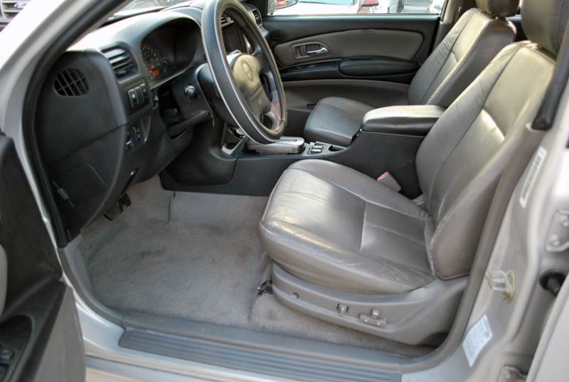 2003 Isuzu Axiom for sale at Palm Beach Automotive Sales in West Palm Beach FL
