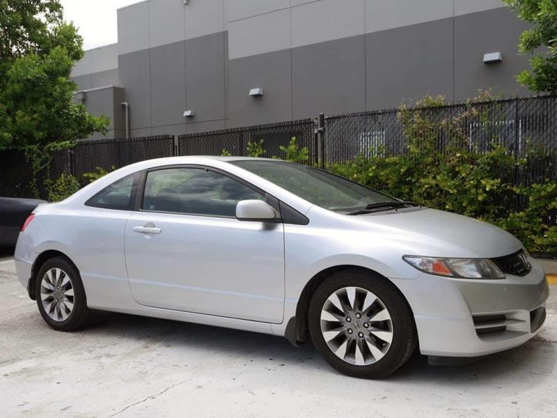 2009 Honda Civic for sale at Palm Beach Automotive Sales in West Palm Beach FL