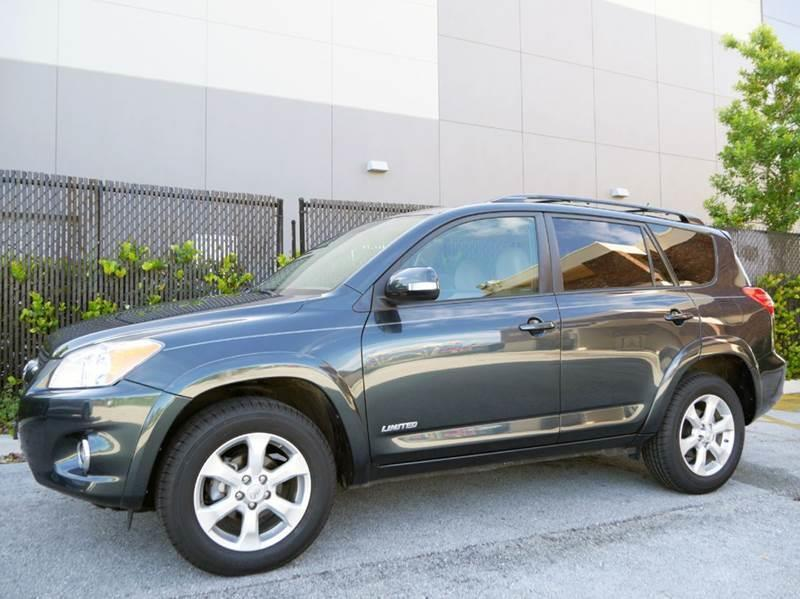 2010 Toyota RAV4 for sale at Palm Beach Automotive Sales in West Palm Beach FL