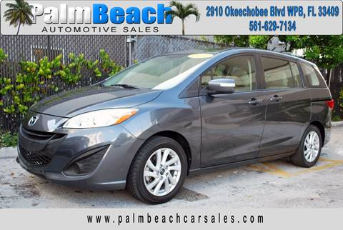 2014 Mazda MAZDA5 for sale in West Palm Beach, FL