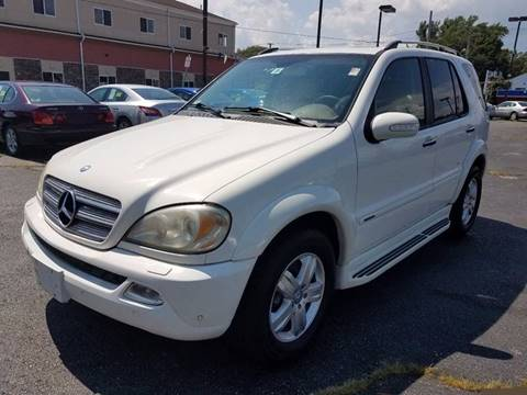 2005 Mercedes-Benz M-Class for sale in South Attleboro, MA