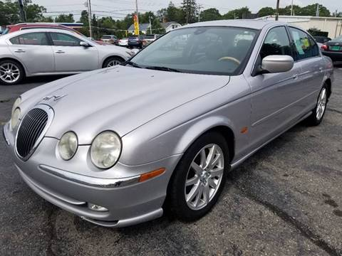 2001 Jaguar S-Type for sale in South Attleboro, MA