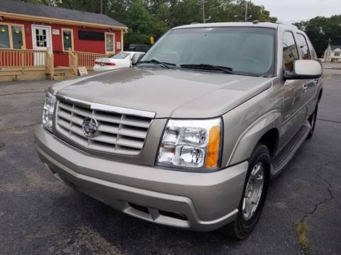 2002 Cadillac Escalade EXT for sale in South Attleboro, MA