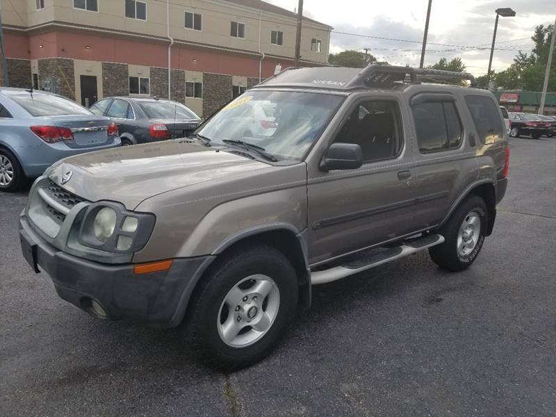 2003 Nissan Xterra Se 4wd 4dr Suv In South Attleboro Ma Green