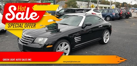 2005 Chrysler Crossfire for sale in South Attleboro, MA