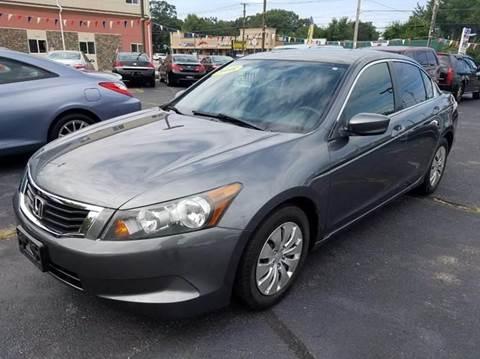 2008 Honda Accord for sale in Attleboro, MA