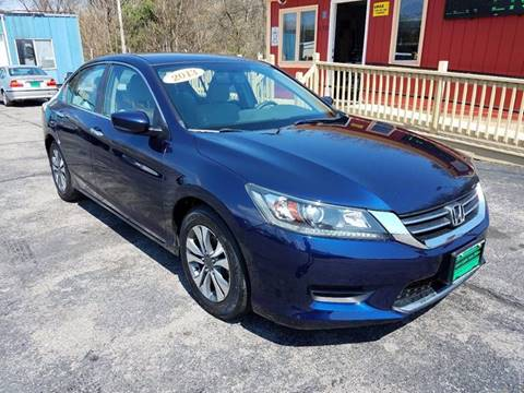 2013 Honda Accord for sale in Attleboro, MA