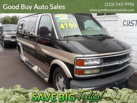 2002 Chevrolet Express Cargo for sale in Philadelphia, PA