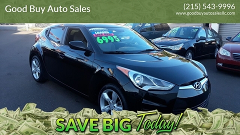 2013 Hyundai Veloster for sale in Philadelphia, PA