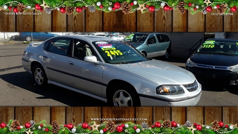 2000 Chevrolet Impala for sale in Philadelphia, PA