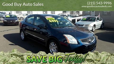 2010 Nissan Sentra for sale in Philadelphia, PA