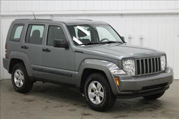 2012 Jeep Liberty for sale in Grand Rapids, MI