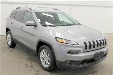 2016 Jeep Cherokee for sale in Grand Rapids, MI