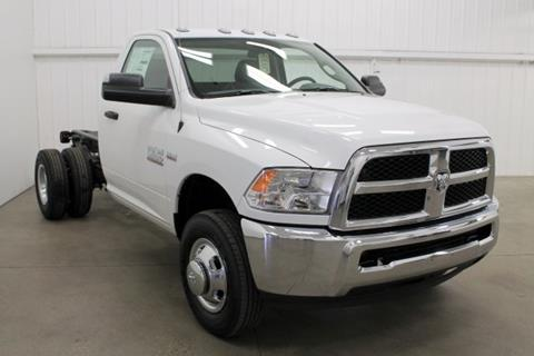 2017 RAM Ram Chassis 3500 for sale in Grand Rapids, MI