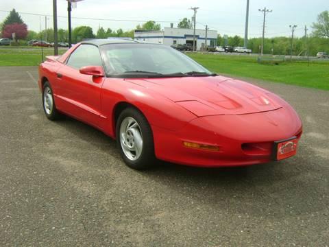 1996 Pontiac Firebird for sale in Turtle Lake, WI