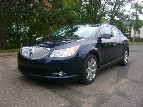 2010 Buick LaCrosse for sale in Turtle Lake, WI